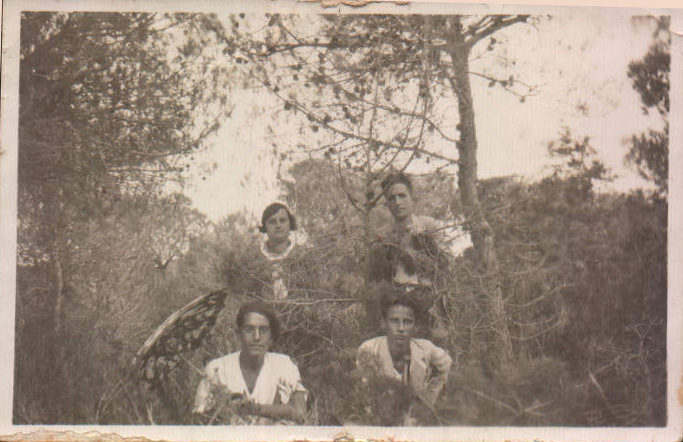 Colonia escolar – 1931