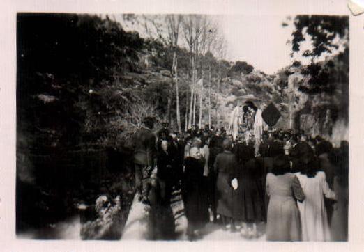 PROCESION - 1933