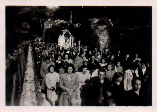 Procesión – 1933