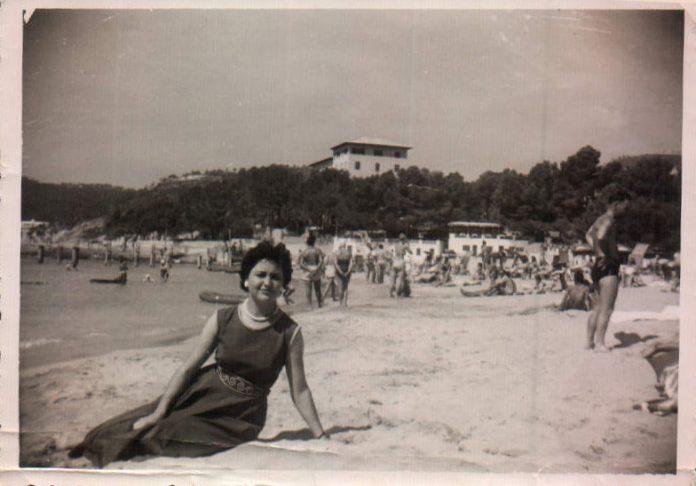 A LA PLATJA - 1952