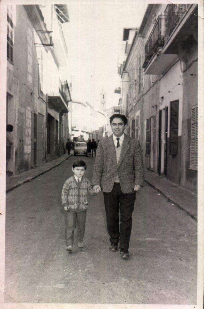 AMB EL MEU PARE - 1968