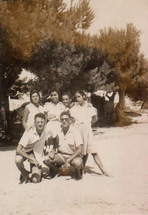 CASETA CAPELLANS - 1955