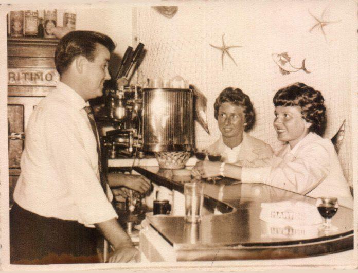 APERTURA HOTEL SAVINA - 1955