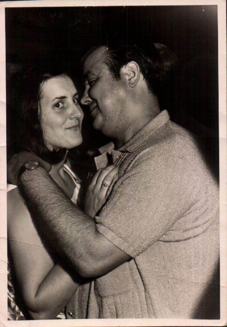 Dos enamorats (Cala Millor) – 1970