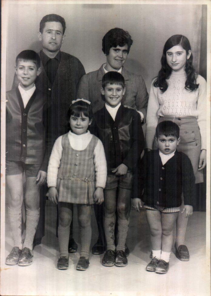 FOTO FAMILIAR - 1960