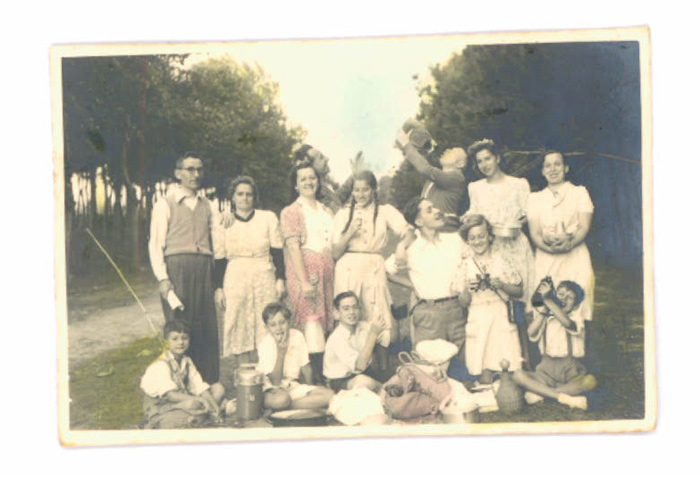 En familia – 1931