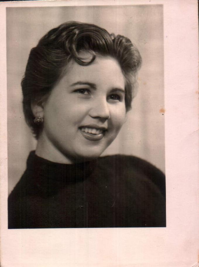 MUJER - 1954