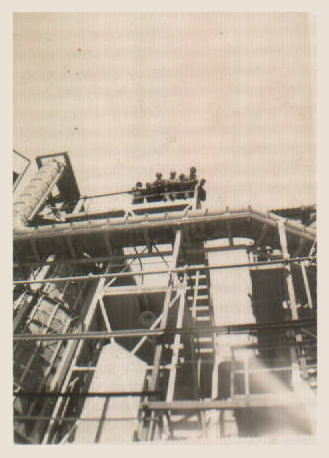 TRABAJANDO - 1953