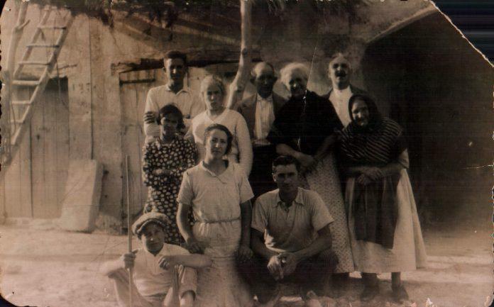 CASA DE CAMPO FAMILIAR - 1930
