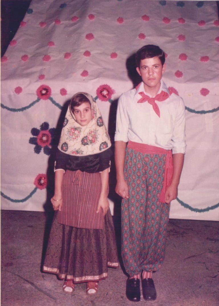 Nins vestits de pagés – 1975