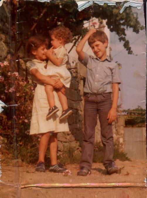 NIÑOS - 1970