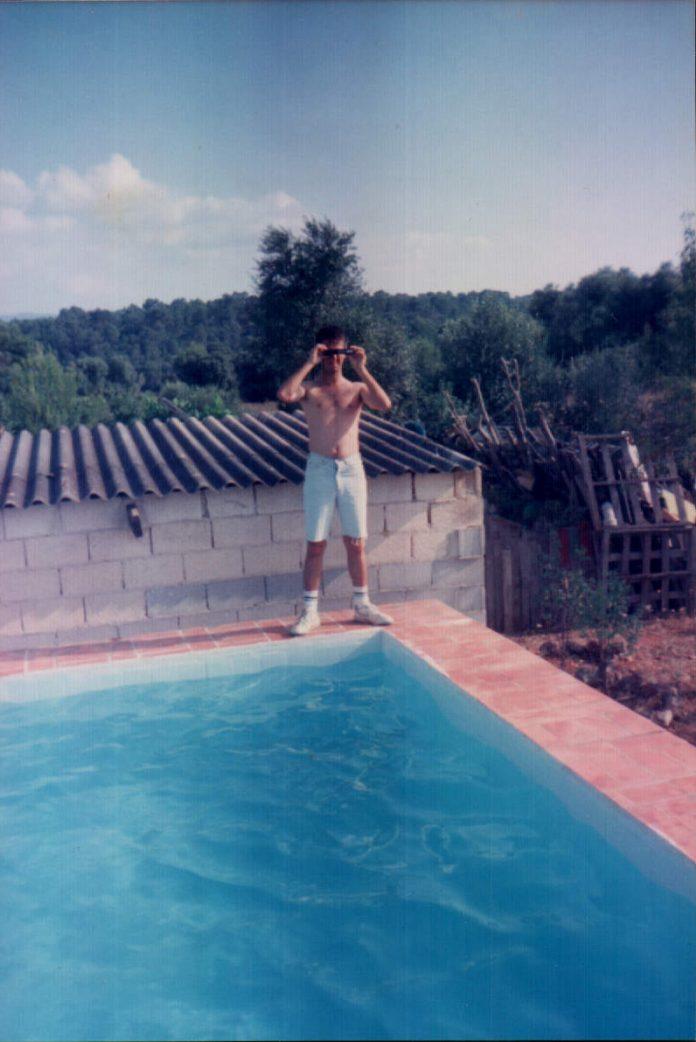 FOTO PISCINA - 1979