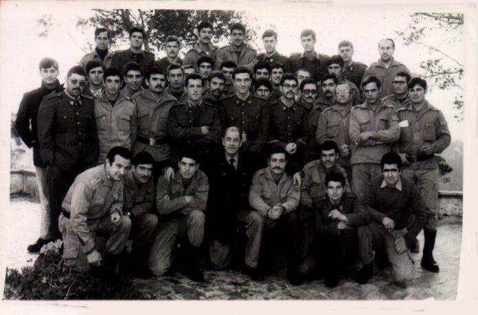 SERVEI MILITAR - 1971