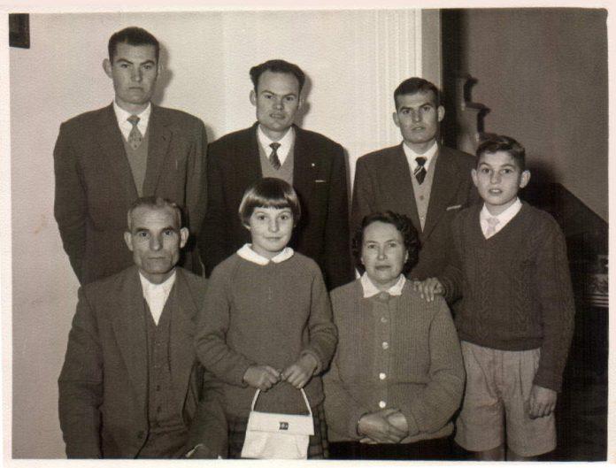 FAMILIA GOMILA JAUME - 1959