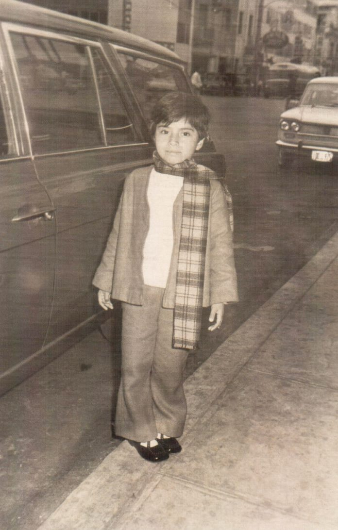 FOTO NIÑA - 1969
