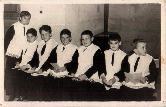 ESCOLANETS - 1965