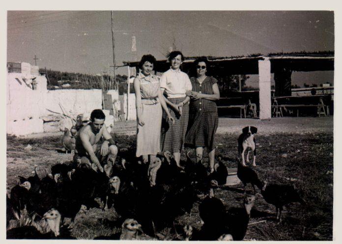 BERENAR AMB ELS AMICS - 1955