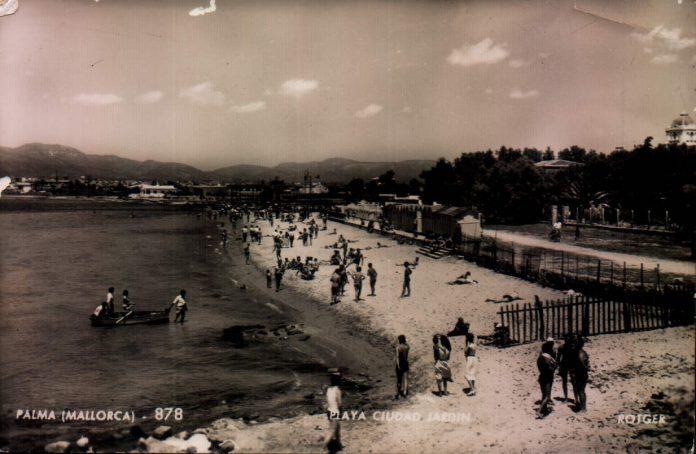 PLATJA - 1955