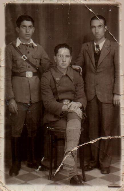 SERVEI MILITAR - 1938