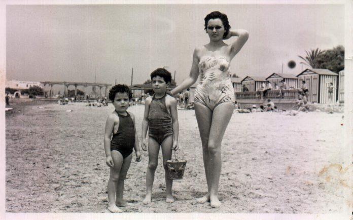 A LA PLATJA - 1955