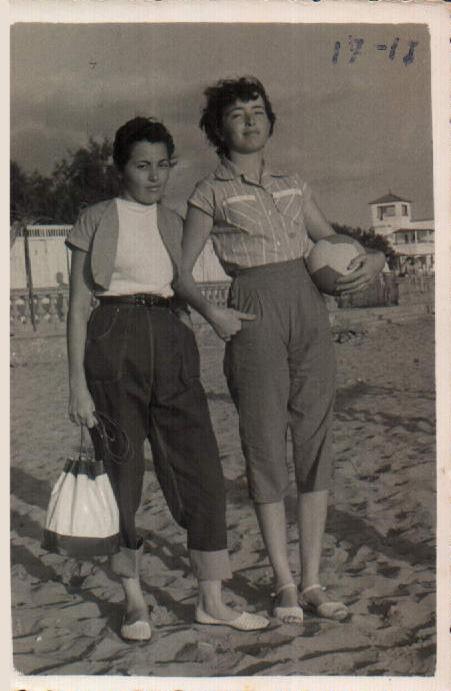 A LA PLATJA - 1961