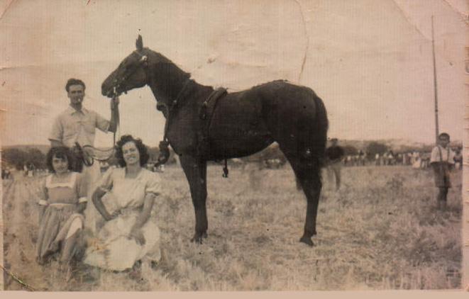 AMB EL CAVALL - 1951