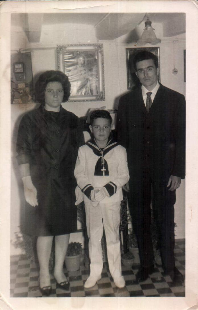 COMUNION - 1965