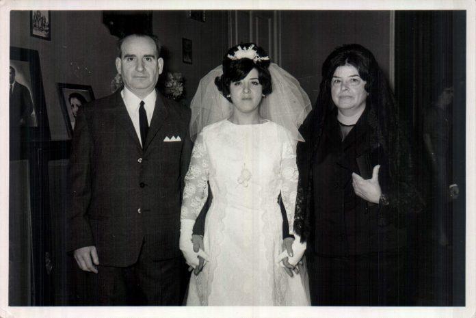 BODA MI HIJA - 1970