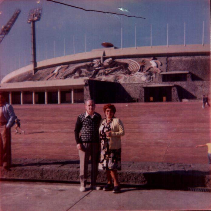 EN MEXICO - 1977