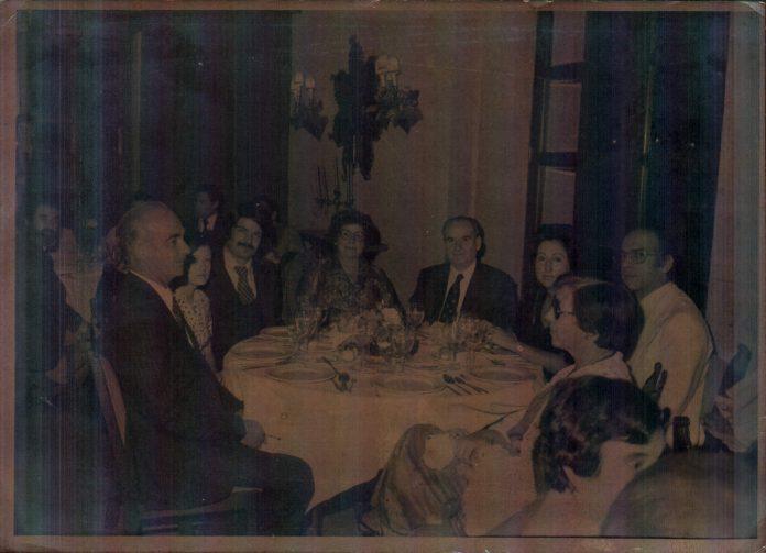 CELEBRACION FAMILIAR - 1960