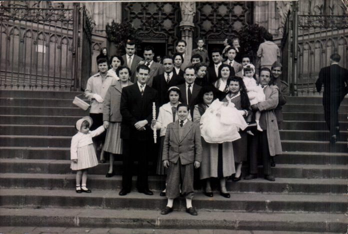 BAUTIZO - 1962