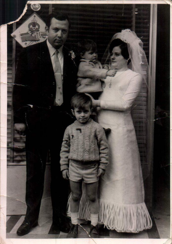 NUESTRA BODA - 1965