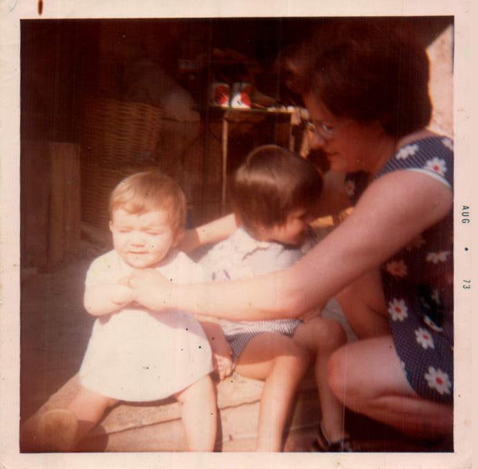 MA MARE I EL MEU GERMA - 1973