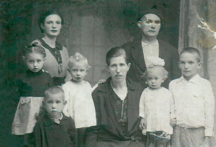 FOTO DE FAMILIA - 1934