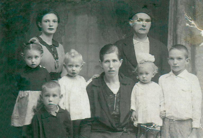 Foto de familia – 1934