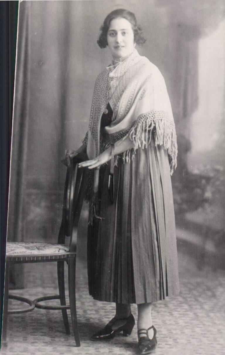 Mujer – 1919