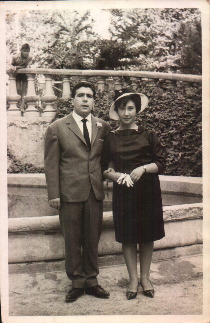 BODA DE MIS ABUELOS - 1964