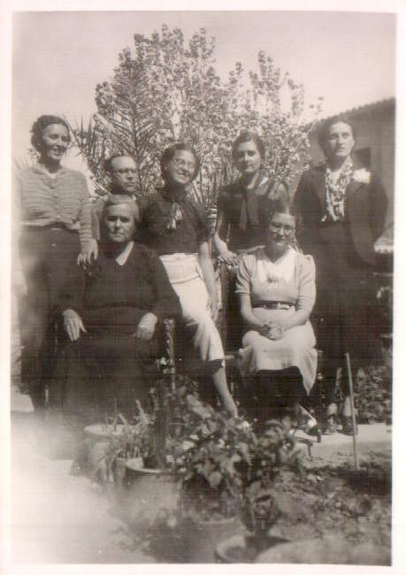 Grupo familiar – 1937
