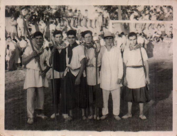 FESTES SANT JOAN PALOS - 1955