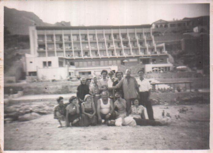 LA CALA - HOTEL MOLINS - 1955