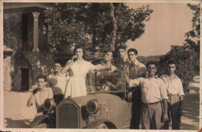 PRIMER COCHE DE NUESTROS AMIGOS - 1956