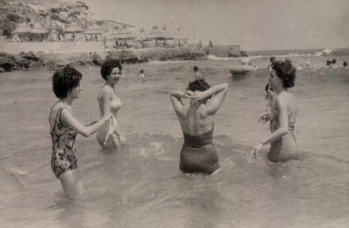 DIA PLAYA - 1958