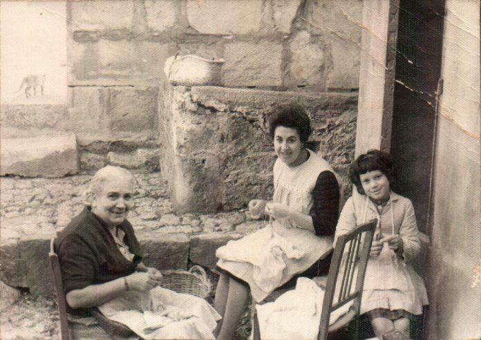 FOTO FAMILIAR - 1955