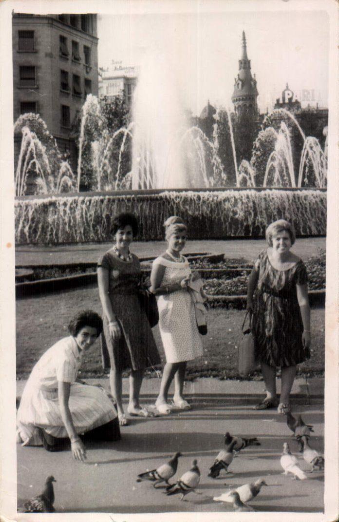 FOTO AMIGAS - 1960