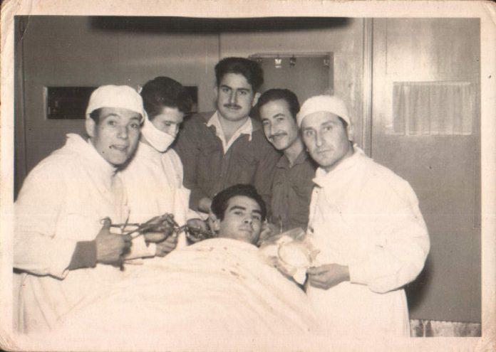 HOSPITAL MILITAR - 1962