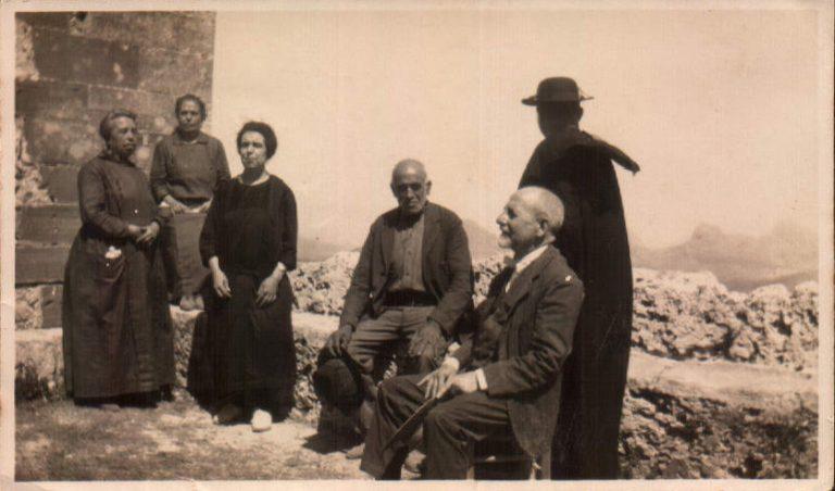 Grupo de abuelos (Puig de Maria) – 1926