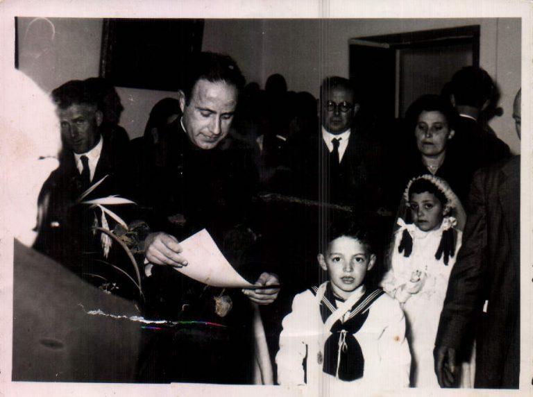 Primera comunió – 1955