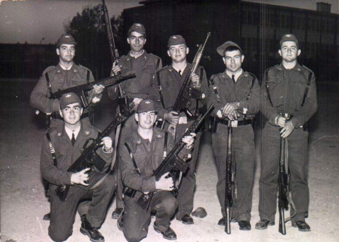 FOTO DE LA MILI - 1969