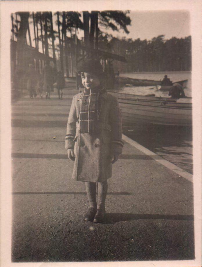 JACK - PASEO INVERNAL - 1937
