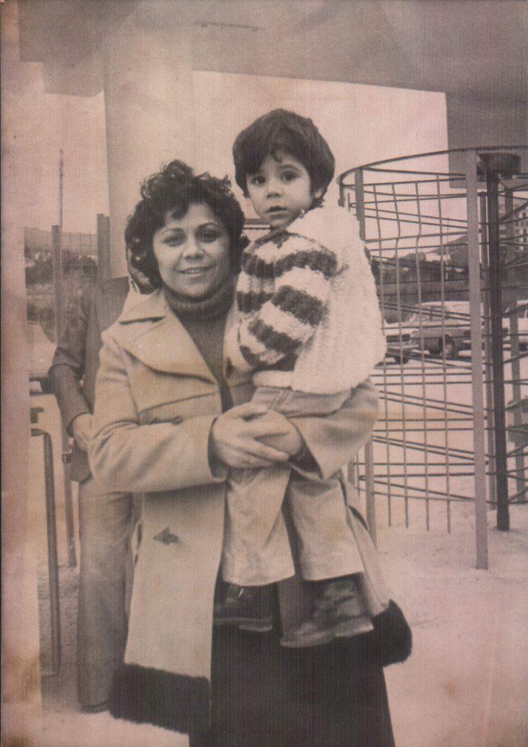 Mare i fill a Marineland – 1978